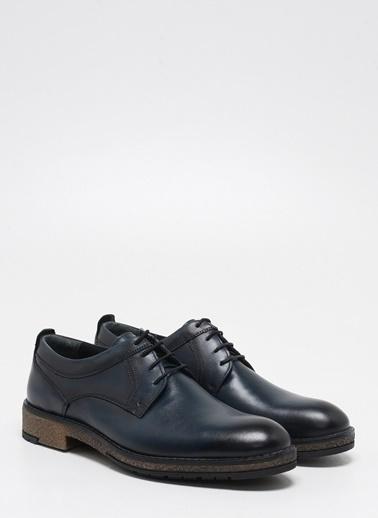 F By Fabrika Erkek Kahve Ayakkabı ROOPE Lacivert